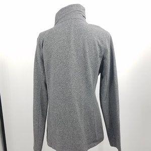 Tuff Athletics Jackets & Coats - Tuff Athletics Asymmetrical Zip Jacket